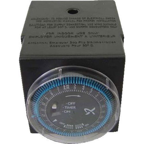 Grundfos 599388 24 Hour Programmable Timer for UP Circulator Pumps