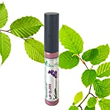 Botanical Healing Lip Gloss (LILAC PLUM) Natural, Organic & Long Lasting! Smooth, Velvety Feel – Dual Purpose - Smells Great!