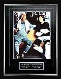 Wayne Gretzky & Gordie Howe 11X14 Collector Photo