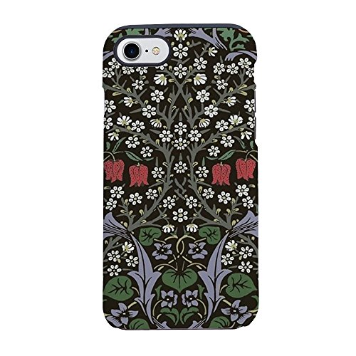 - CafePress - William Morris Art Print Black iPhone 7 Tough Case - iPhone 8 / iPhone 7 Phone Case, Tough Phone Shell
