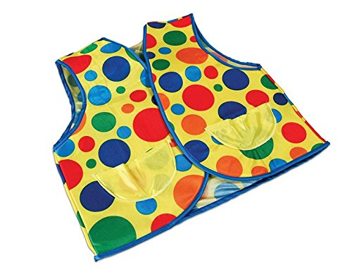 Bristol Novelty BA789 Clown Waistcoat, Unisex-Adult, One -