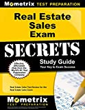 Real Estate Sales Exam Secrets Study Guide: Real Estate Sales Test Review for the Real Estate Sales Exam (Mometrix Secrets Study Guides)