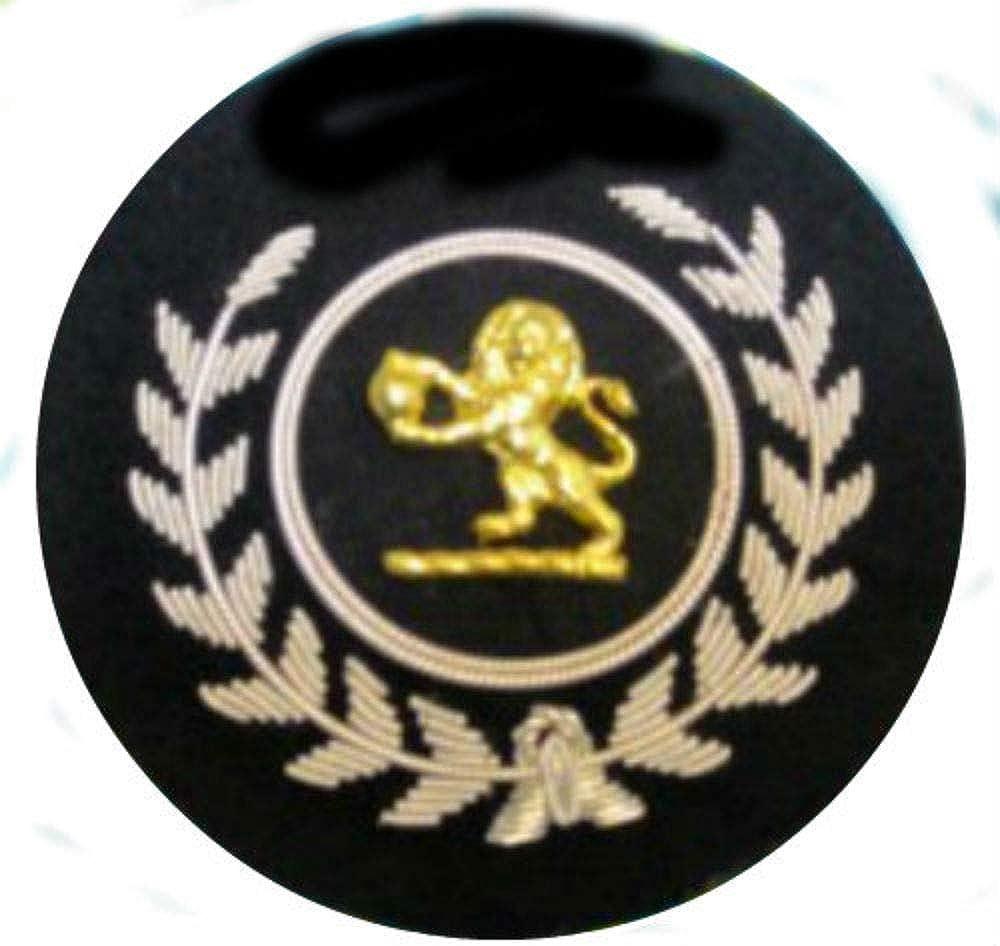 Cruise Ship Ocean LINE Cunard Queen Mary 2 Crew Cap Badge CP Made HI Quality Black