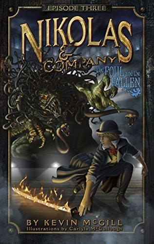 nikolas and company book - 2
