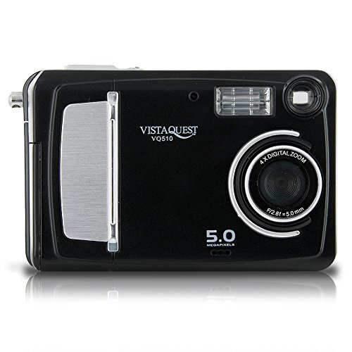 60OFF VistaQuest 50 MegaPixel Digital Still And Video Camera