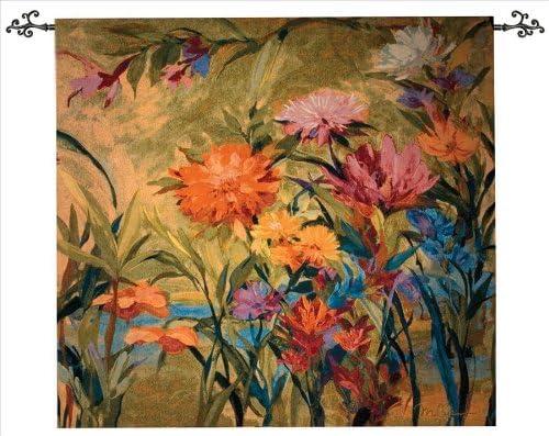 Manual Martha s Choice Grande Tapestry Wall Hanging, 53 X 56-Inch