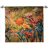 Manual Martha's Choice Grande Tapestry Wall Hanging, 53 X 56-Inch