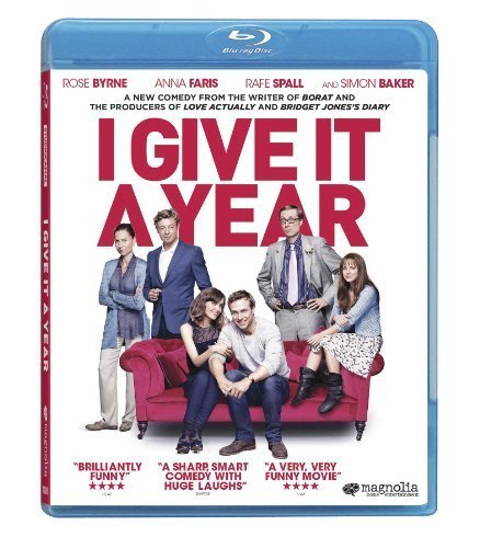 I Give It a Year [Blu-ray] by Magnolia Home Entertainment by Dan Mazer