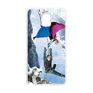 Funny Disney Frozen Design Best Seller High Quality Phone Case For Samsung Galacxy Note 4