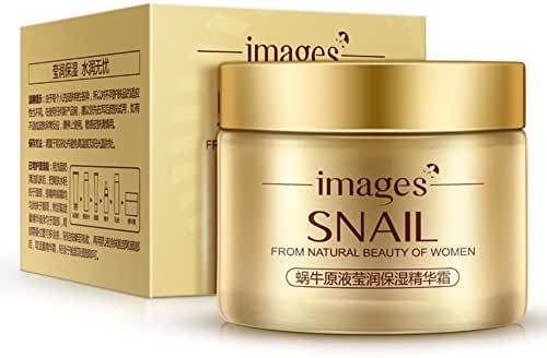 Snail Essence Snail Cream For Dry Skin, Oily Skin, Normal Skin,Combination Skin - Repair, Moisture, Anti-Winkle Anti-aging Cell Renew Snail Cream
