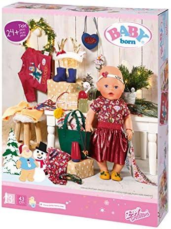 BABY born 827222 Dolls' Clothing & Shoes, Multi