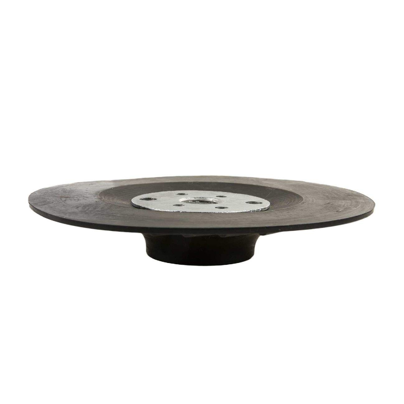 Rubber Backing Pad 115mm for Angle Grinders /& Polishers M14 Thread Sanding Discs