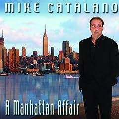 Album A Manhattan Affair by Mike Catalano