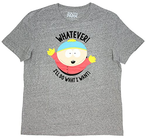 south-park-cartman-whatever-i-do-what-i-want-licensed-mens-t-shirt-large