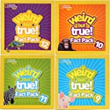 Best National Geographic Magazines For Kids - National Geographic Kids Weird but True! Fact Packs Review