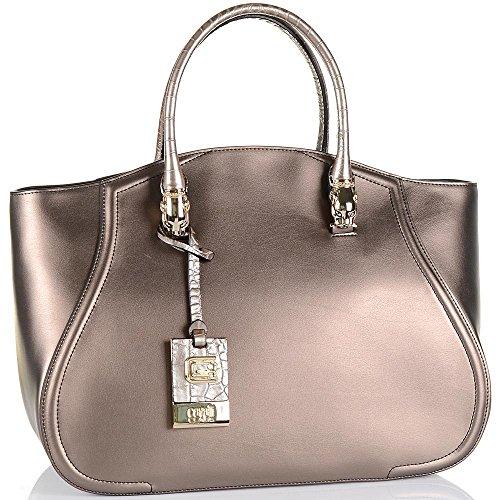 Cavalli Bronze Daphne 003 Woman Bag Tracolla Donna Borsa S6F55w