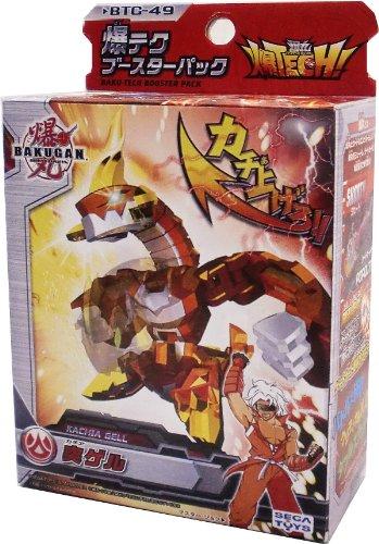 Bakugan BTC-49 Bakutech Booster pack Sega Toys Japan