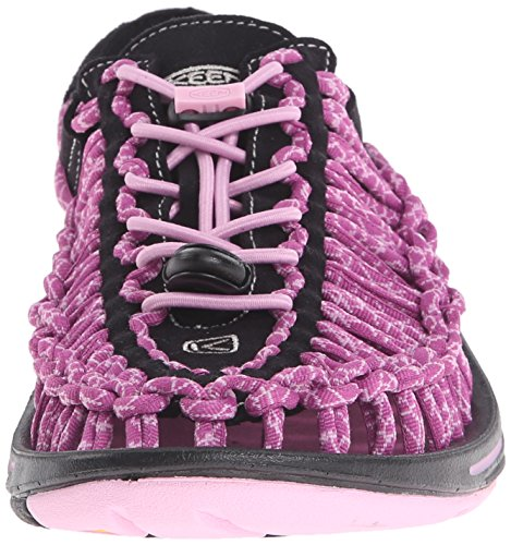 Low and Trekking 8mm Black Keen Uneek Walking Shoes Lilac Black Rock Chiffon WoMen 4fZBSZwq
