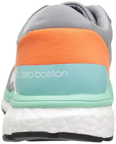 White S Adidas w Grey W Orange 6 Adidasadizero Mid easy Adizero Femme Boston 6wgBz7qp6