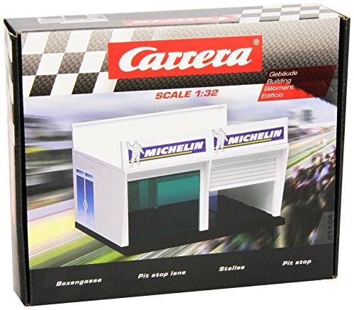 Carrera Pit Stop Lane 1:32 Scale (32 Scale Digital System)
