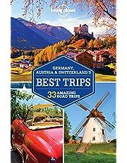 GERMANY, AUSTRIA & SWITZERLAND'S BEST TRIPS 1ED -ANGLAIS-