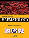 Essentials of Haematology 2nd  Edition price comparison at Flipkart, Amazon, Crossword, Uread, Bookadda, Landmark, Homeshop18