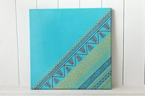 ld Moroccan Henna Art Painting Eid Gift ()