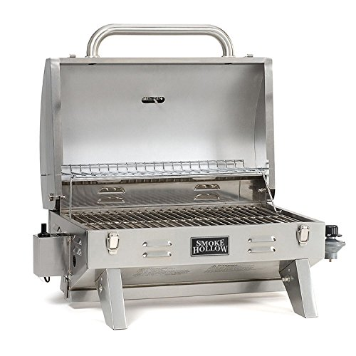 Smoke Hollow Stainless Steel Outdoor Tailgate & Portable ...