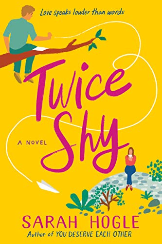 Book Cover: Twice Shy