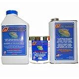 Sharkhide Aluminum Cleaning Kit for Boats