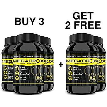 Amazon.com: MEGADROX & TESTADROX Combo - Great Workouts