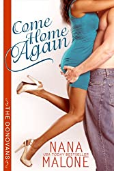 Come Home Again: New Adult Contemporary Romance (The Donovans Book 1) (English Edition)