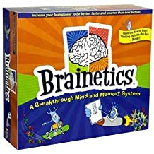 Brainetics - A Breakthrough Mind and Memory System - Educational DVDs