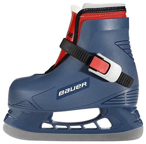 Bauer LIL Champ Skates, Blue, 10-11