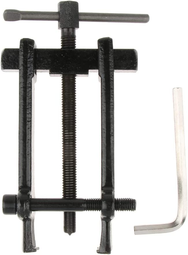 Durable 6 Two Jaw Bearing Gear Puller Remover Extractor Carbon Steel
