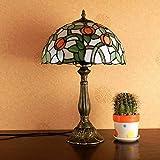 RXY-LAMP European Retro Creative Lighting Baroque Shell Lamp Bedside Restaurant Bar Lighting (Size : 30x48cm)