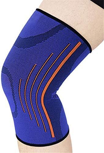 膝パッド 膝パッド、厚手スポンジ衝突回避ひざまずいてニーパッドアウトドアクライミングスポーツ乗馬プロテクター保護 (サイズ : S)