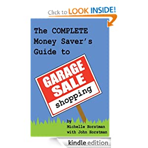 The Complete Money Saver's Guide to Garage Sale Shopping