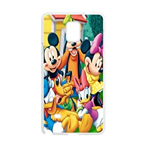 DAZHAHUI Mickey mouse Case Cover For samsung galaxy Note4 Case