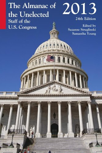 Download The Almanac of the Unelected, 2013: Staff of the U.S. Congress Pdf