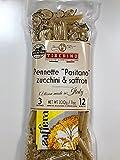 Tiberino's Real Italian Meals - Pennette ''Positano'' zucchini & saffron
