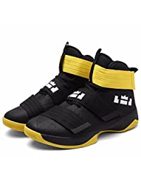 Men's Performance Velcro All-Star Sports Running Shoe Crazy Explosive Mid Basketball Shoes Sneakers for Women