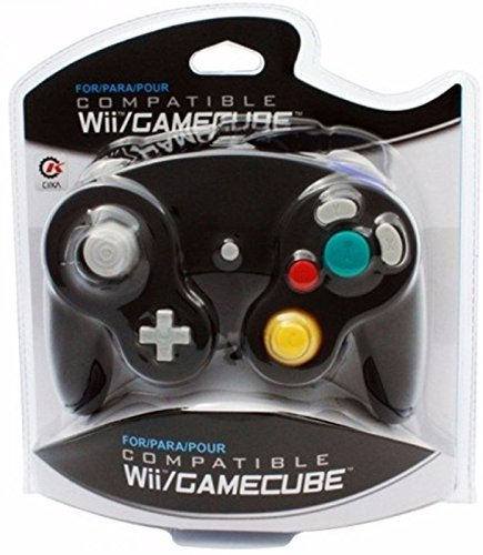 NEW Shock Game Controller Pad for Nintendo GameCube GC Wii (Midway Arcade Ps3)