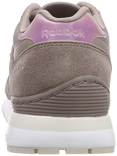 Reebok Gl 6000 Transform, Zapatillas de Running Para Mujer Marrón / Blanco (Sandy Taupe/White)