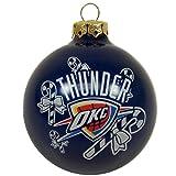 """NBA Oklahoma City Thunder Traditional 2 5/8"""" Ornament"""