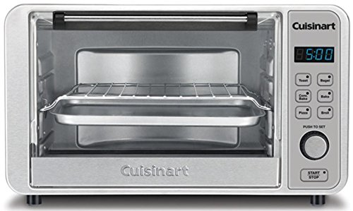 Cuisinart Digital Convection Toaster TOB 1300SA
