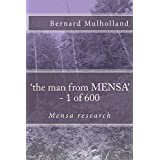 'the man from MENSA' - 1 of 600: Mensa research