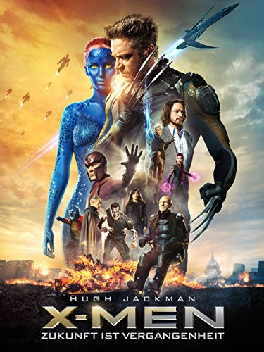 X-Men - Zukunft ist Vergangenheit Film