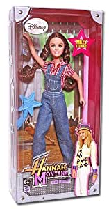 Mattel - Muñeca fashion Hannah Montana