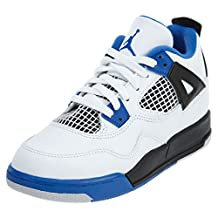 Jordan 4 RETRO BP boys fashion-sneakers 308499